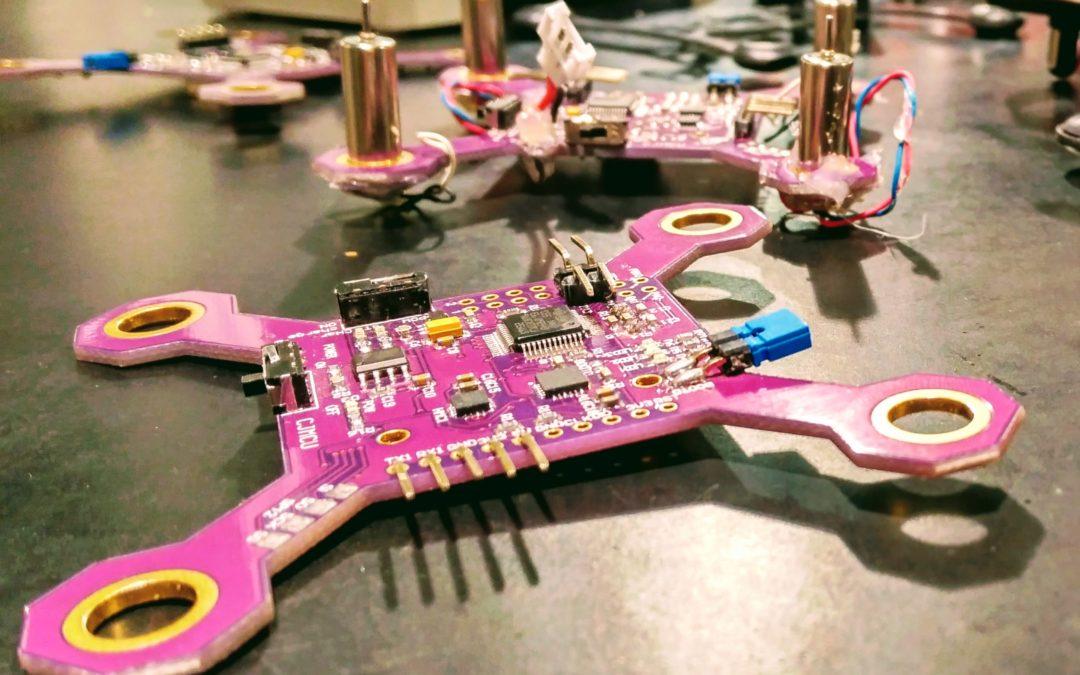 Micro quadcopters CJMCU