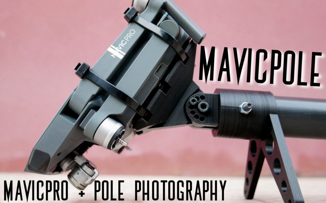 MavicPole: transforma el MavicPro para pole photography